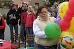 Oslavy 920. výročí obce Knovíz.