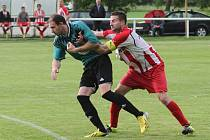 Sokol Lidice - FK Žižice 3:0, OP Kladno, 28. 5. 2016