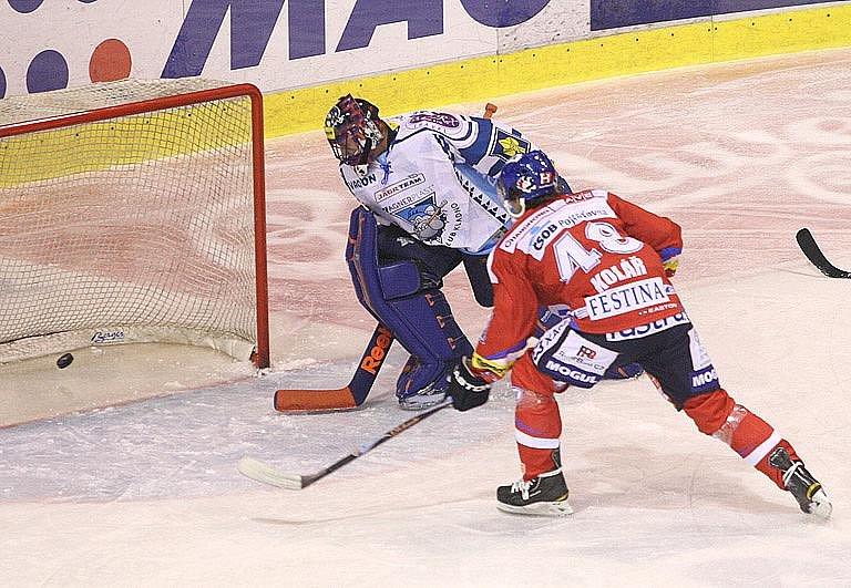 HC Kladno - HC Pardubice , 11. kolo ELH , 14.10.2010