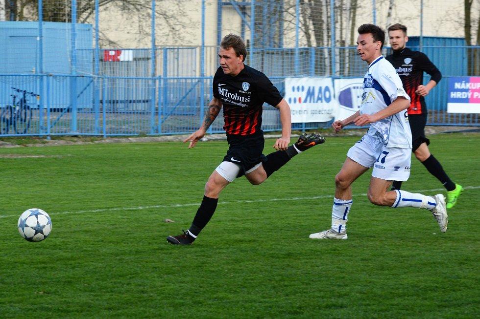divize: Kladno - Česká Lípa 2:0.
