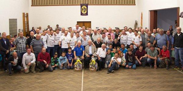 Sokol Jedomělice se sešel při oslavách TJ ifotbalového klubu.