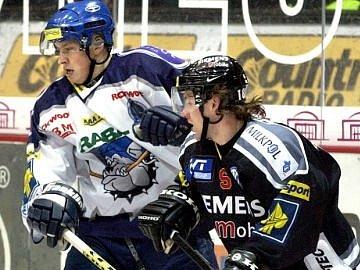 Martin Ševc (vlevo)