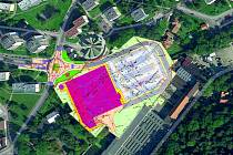 Obchodní centrum ve Slaném bude stát na místě někdejších továrních hal tatrovky.Areál, kde nebude chybět ani parkoviště pro zákazníky, se bude rozprostírat také v místě, kde bývaly dílny někdejšího slánského strojírenského učiliště v Ouvalově ulici.