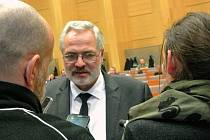 Záběry z ustavujícího zastupitelstva města Kladna. Dan Jiránek (ODS) byl po čtyřech letech opět zvolen primátorem.