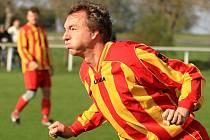 Sokol Lidice - Kartex Braškov 1:1 (1:0), utkání I.B stč. kraj, tř. 2010/11, hráno 9.4.2011