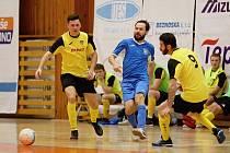 Futsal II. liga západ - Kladno - Ústí nad Labem 2:6.