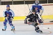 IHC Čerti Kladno - IHC Devils Zlín, play-off extraliga in-line hokej, hráno 6.6.2010