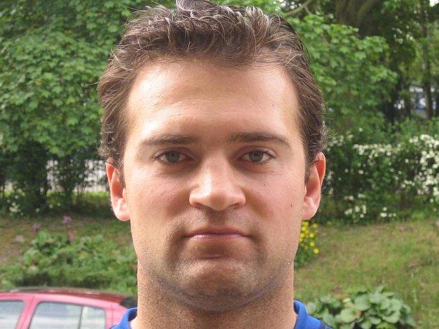 Zatím jediná posila hokejistů HC Kladno - obránce Tomáš Nádašdi.