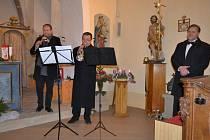 Účinkovali Štěpánka Heřmánková, Jan Thuri, František Bílek, Miroslav Laštovka a Jan Kalfus.