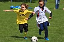 Tradiční dětský turnaj na Braškově uctil Antonína Drába. Účastnily se týmy Braškova, Velké Dobré, Hřebče, SK Kladno a Nového Strašecí.