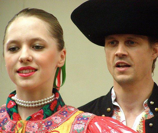 Středočeský folklorní festival Tuchlovická pouť 2010.