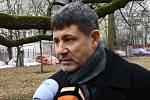 Ředitel Nemocnice Slaný Štěpán Votoček