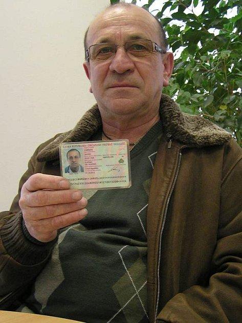 Jaroslav Cimrman ze Slatiny letos  oslaví své 60. narozeniny.