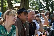 Country festival Valdecký háj 2012.