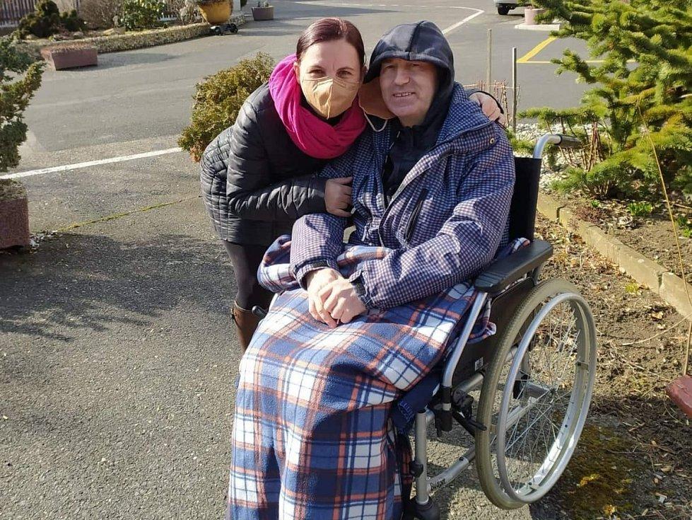 Vlasta Dolíhalová záchranářům napsala poděkování. A ti se o její slova podělili na sociálních sítích.