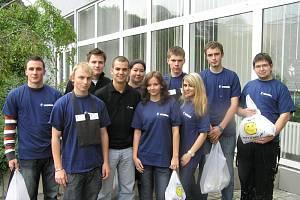 Studenti kladenského gymnázie Educanet