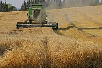 Na Kladensku nepříznivé počasí zemědělcům přímé škody nenapáchalo.