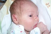 Kryštof Šulc, Velvary. Narodil se 12. dubna 2013. Váha 3 kg, míra 50 cm. Rodiče jsou Petra Měkotová a Štěpán Šulc (porodnice Slaný).