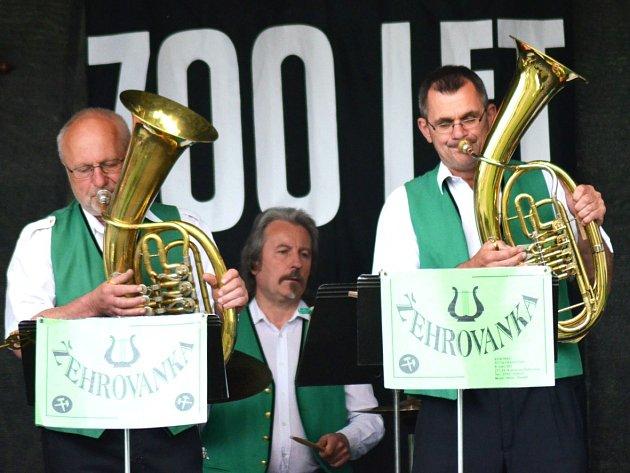 DECHOVKA ŽEHROVANKA zahájila oslavy sedmistého výročí od vzniku Olšan.