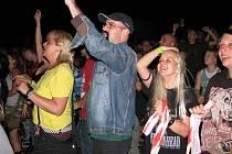 Rock na valníku 2010, Slaný