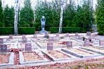 Slaný. Hroby padlých hrdinů ve II. světové válce