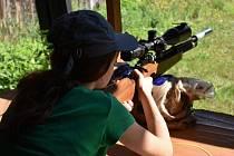 Ve Vinařicích se uskutečnilo mistrovství republiky ve střelbě ze vzduchových zbraní.