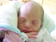 Kristýna Knoblochová, Hřebeč. Narodila se 16. dubna 2012, váha 2,31 kg, míra 48 cm. Rodiče jsou Martina a David Knoblochovi. (porodnice Kladno)
