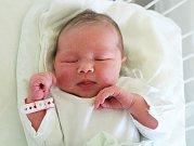 SOFIE MAYEROVÁ, KLADNO. Narodila se 5. května 2017. Váha 3,93 kg, míra 51 cm. Rodiče jsou Nikola Mayerová a Michal Král (por. Kladno).