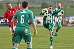 Sokol Hostouň - Sportovní sdružení Ostrá 2:0 (0:0), Divize B, 12. 5. 2019