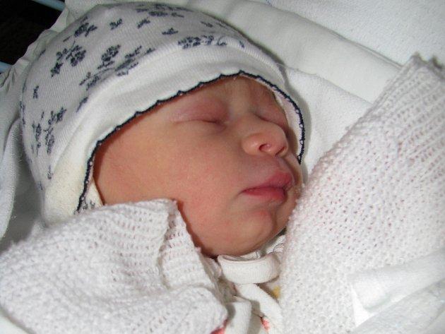Matias Král, Kladno 21.5. 2008, váha 2,60 kg, 47 cm, rodiče Renáta Kudolová a Michal Král  (porodnice Slaný).