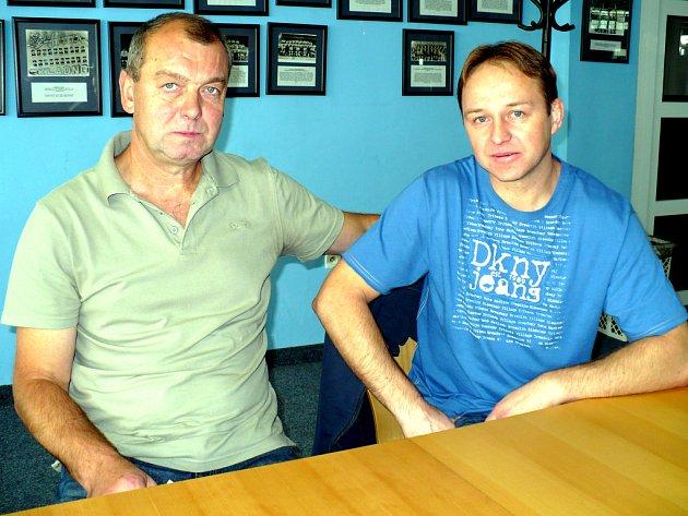 Trenér hokejového  HC Geus okna Kladno Zdeněk Müller i kapitán extraligového týmu Pavel Patera vědí,  že dobrý start do sezony je pro pohodu v mužstvu důležitý