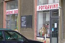 V Kladně byl přepaden další obchod.
