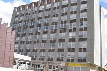 Sídlo fakulty v Kladně na náměstí Sítná.