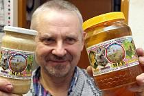 Na farmářských trzích v Kladně bude mimo jiné ke koupi také med z produkce tuzemských včelařů.