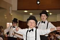 Slánské tančení roztleskalo Grand už podvanácté.