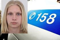 Policie žádá o pomoc při pátrání po patnáctileté Kristýně Jandové z Kladna narozené 26.5.2004.