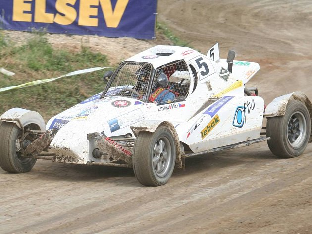 Jaromír Štětina skončil v Bousově třetí.