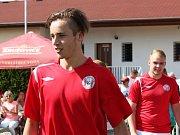 90. let fotbalu v AFK Tuchlovice. Mladý Kala
