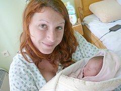 Isabelka Neuradová, Kladno. Narodila se 21. května 2013. Váha 3,50 kg, míra 49 cm. Rodiče jsou Eliška Kolářová a Robert Neurad (porodnice Kladno).