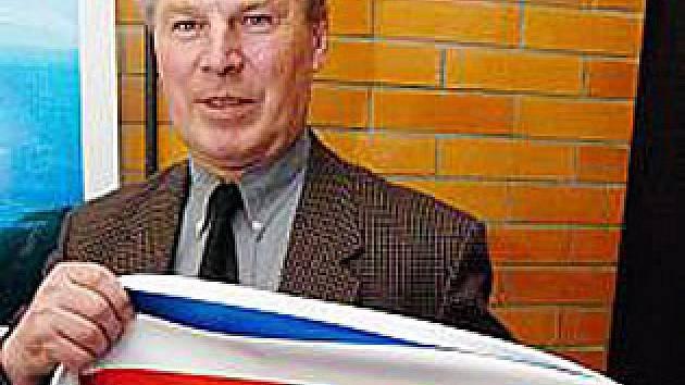 František Pospíšil se zařadil na nejčestnější místo Síně slávy československého hokeje.