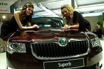 Škoda Superb je oblíbeným reprezentativním vozem českých politiků. V současné době jím jezdí středočeský hejtman David Rath a těší se na něj i nejvyšší představitelé Kladna a Slaného.