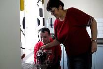 Na začátku dubna se dalších šest klientů zařízení Zahrada, poskytovatel sociální péče v Kladně, přestěhovalo do chráněného bydlení. Celkem jich takto žije už 27.
