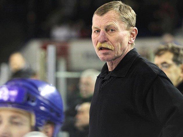 Hokejový trenér Otakar Vejvoda