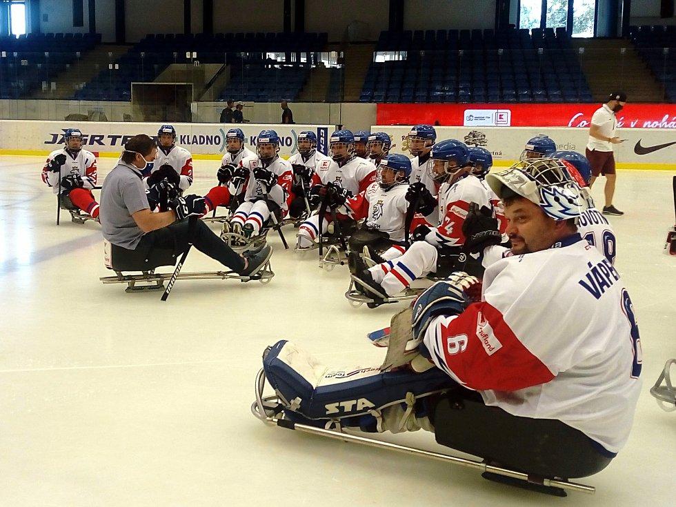 Kaufland partnerem Parahokejového týmu ČR, ambassadorem je Jaromír Jágr.