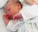 OTAKAR PLZÁK, BEROUN. Narodil se 12. května. Váha: 3 kg, míra: 47cm. Rodiče jsou  Michaela Marková a Otakar Plzák. (porodnice Kladno)
