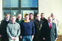 Výkonný výbor OFS Kladno.