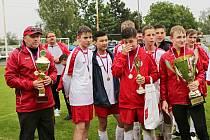 Finále 59. ročníku Lidického poháru / 20. 6. 2020 / U15 (Tuchlovice, Zichovec/Vraný, Nižbor/Hýskov))