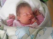 ANNABEL SYKEROVÁ, VELVARY. Narodila se 18. listopadu 2018. Po porodu vážila 3,53 kg a měřila 50 cm. Maminka je Natálie Sykerová. (porodnice Slaný)