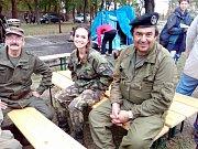 Také na Kladensku a Slánsku si lidé připomněli 80. výročí mobilizace.