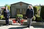 75. výročí ukončení 2. světové války v Kladně